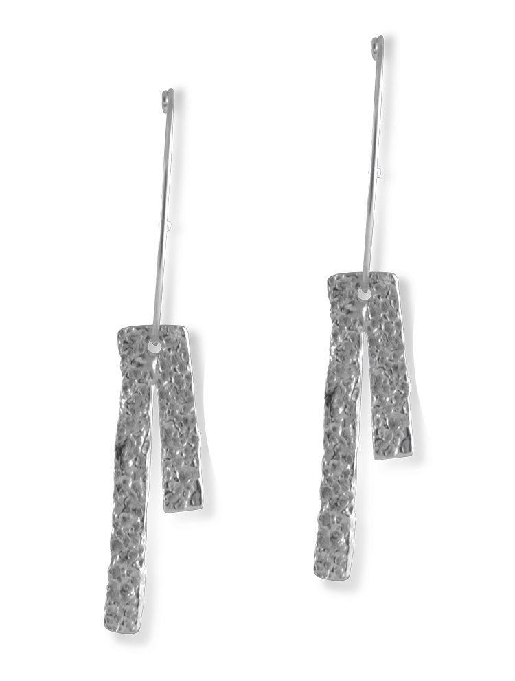 Σκουλαρίκια χειροποίητα από ασήμι 925