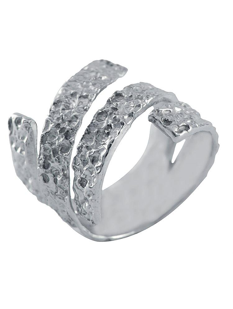 Χειροποίητο ασημένιο 925 δαχτυλίδι