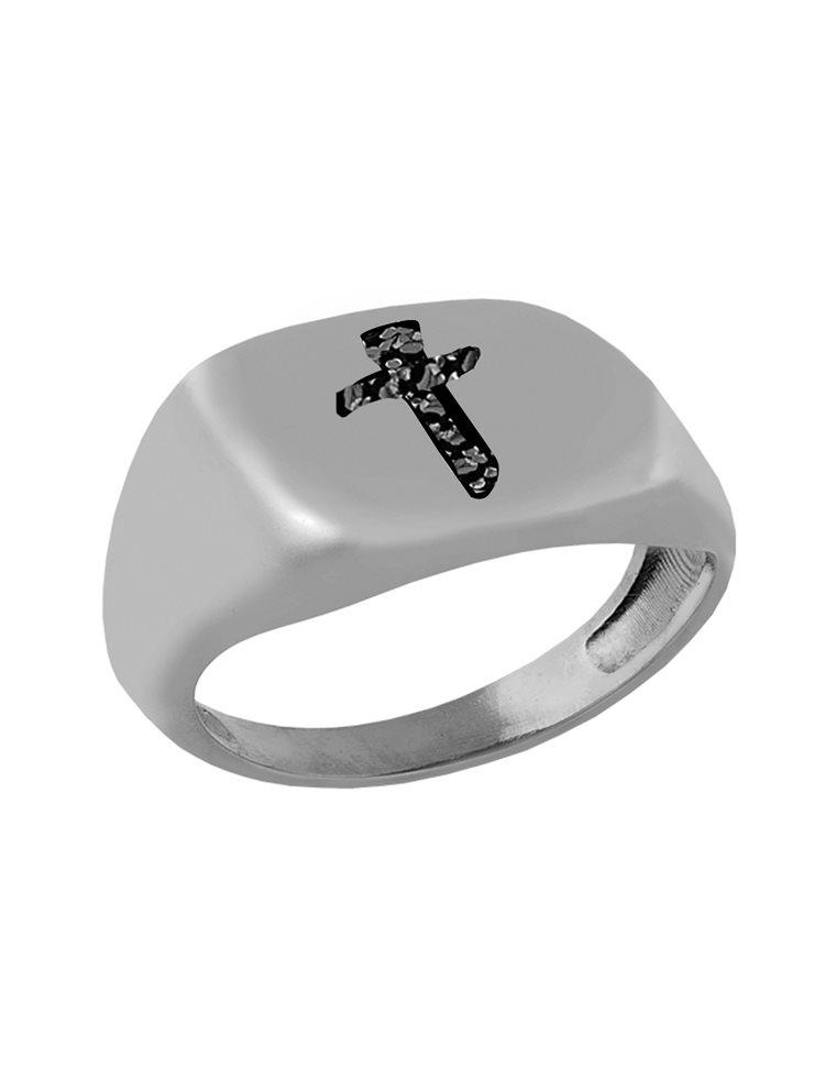 Δαχτυλίδι χειροποίητο από ασήμι