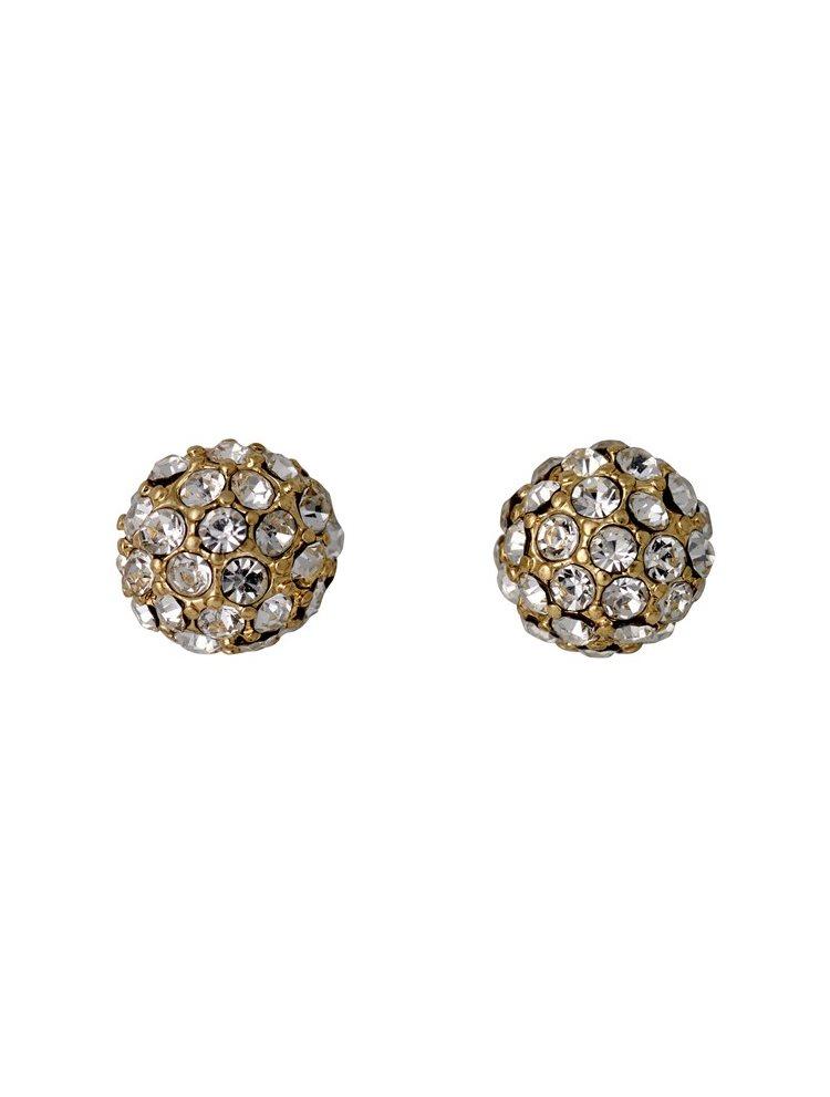 Διακριτικά σκουλαρίκια PILGRIM από ορείχαλκο 621712063