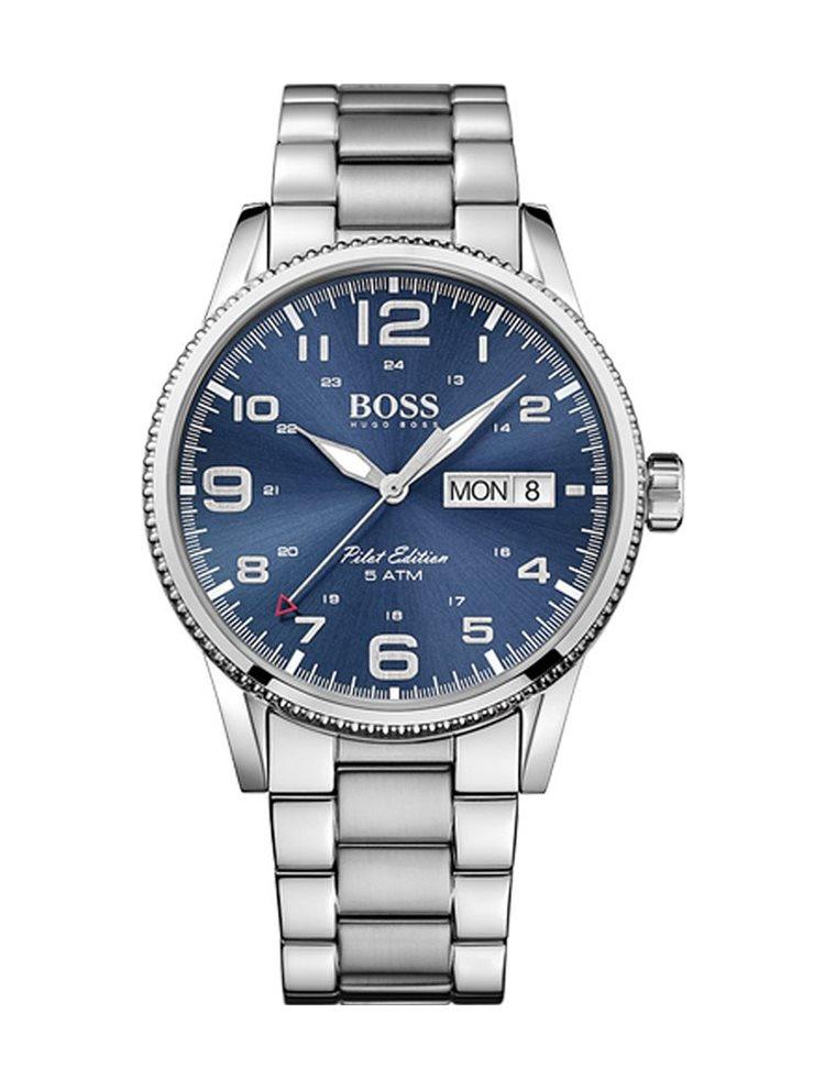 Hugo Boss Pilot Stainless Steel 1513329