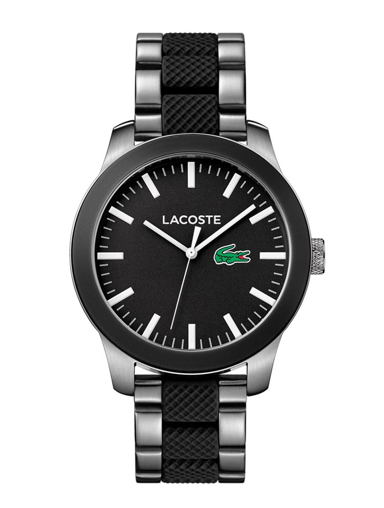 Lacoste Two Tone Stainless Steel Bracelet 2010890