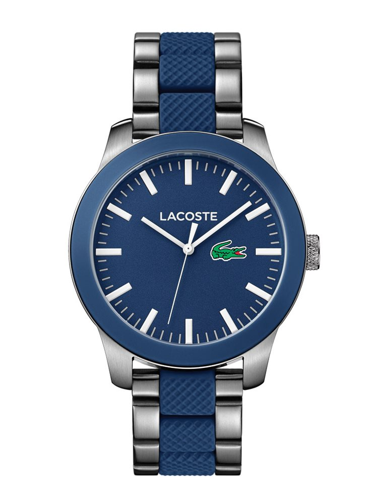 Lacoste Two Tone Stainless Steel Bracelet 2010891