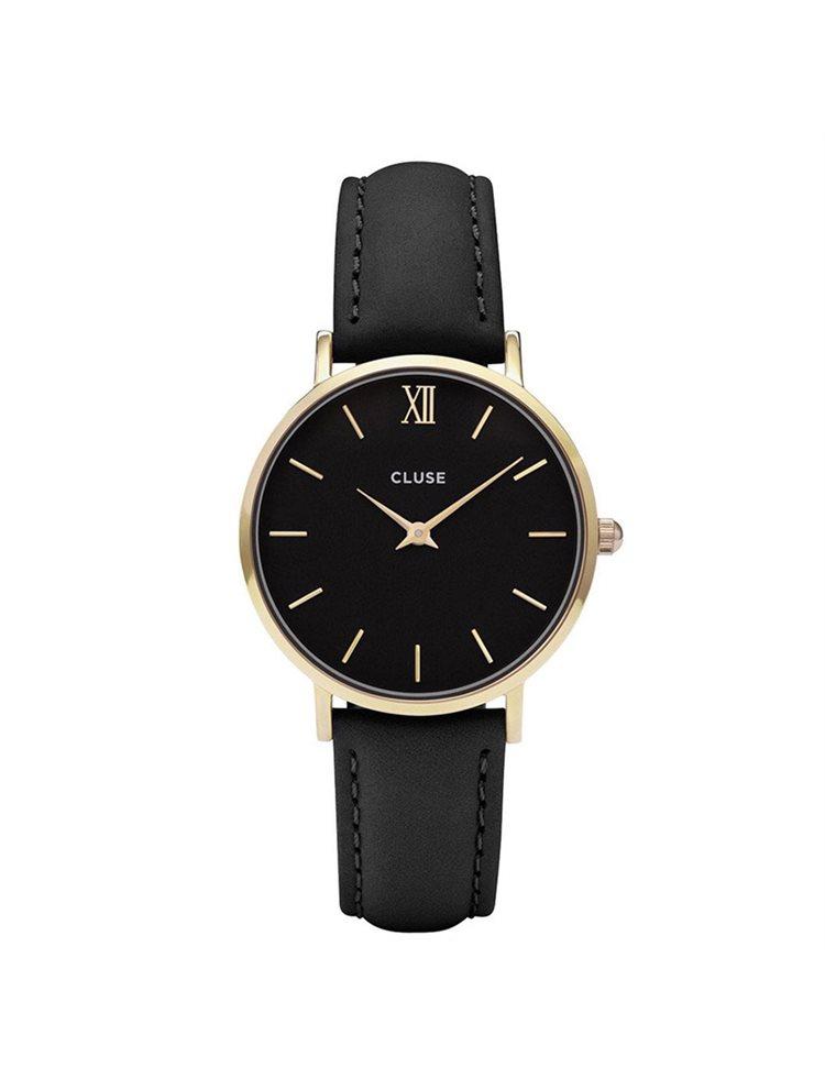 Cluse Minuit Gold Black / Black CL30004