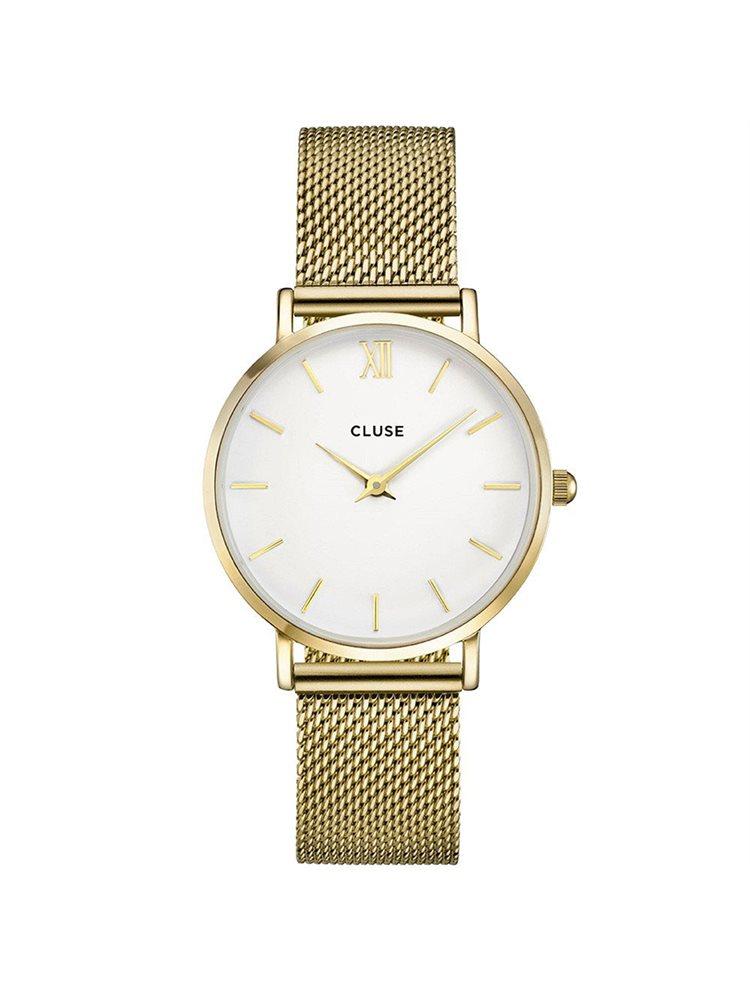 Cluse Minuit Mesh CL30010