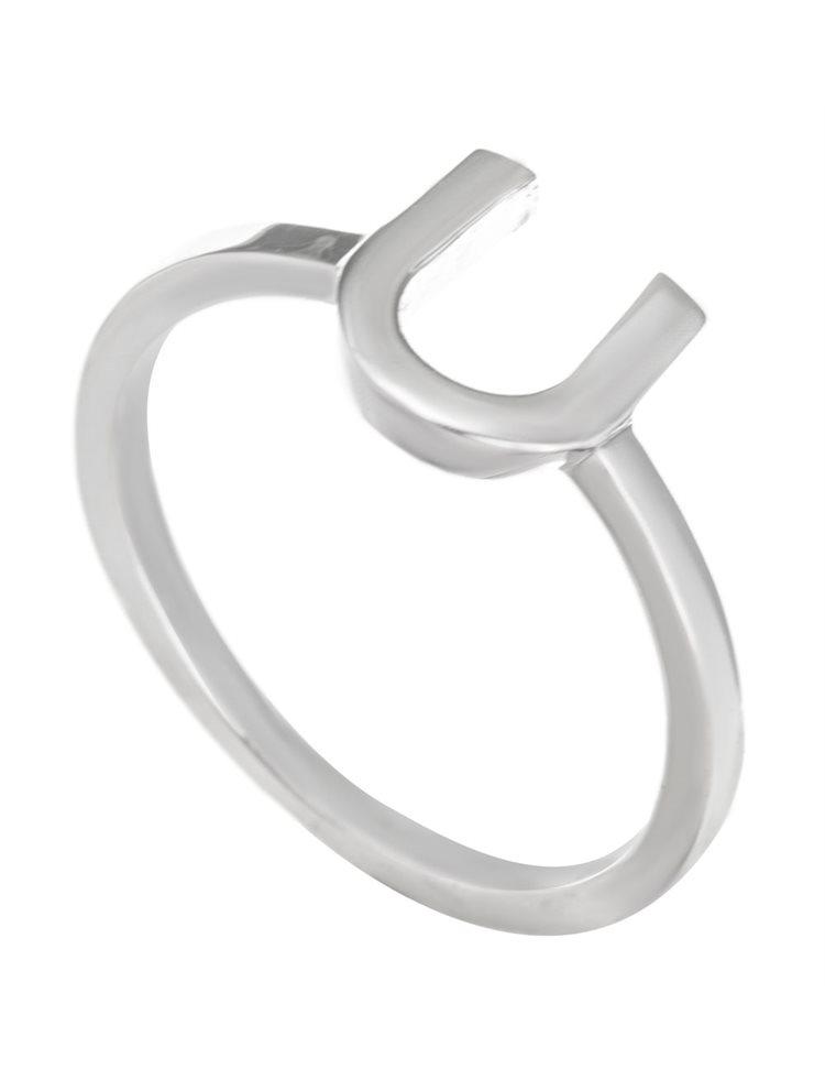 Δαχτυλίδι από ασήμι πέταλο